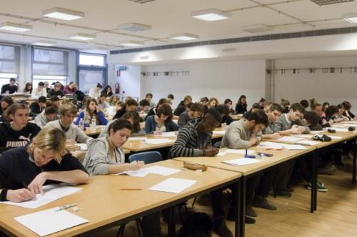 scuola 2012 prova